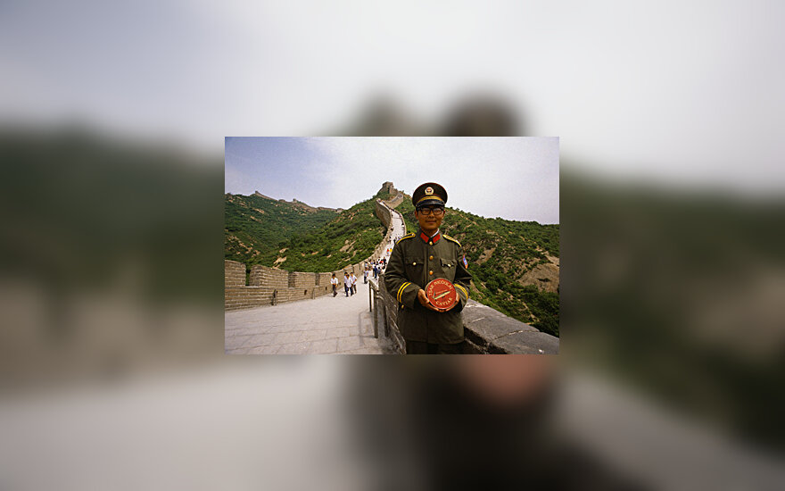 Kinija, kinų siena