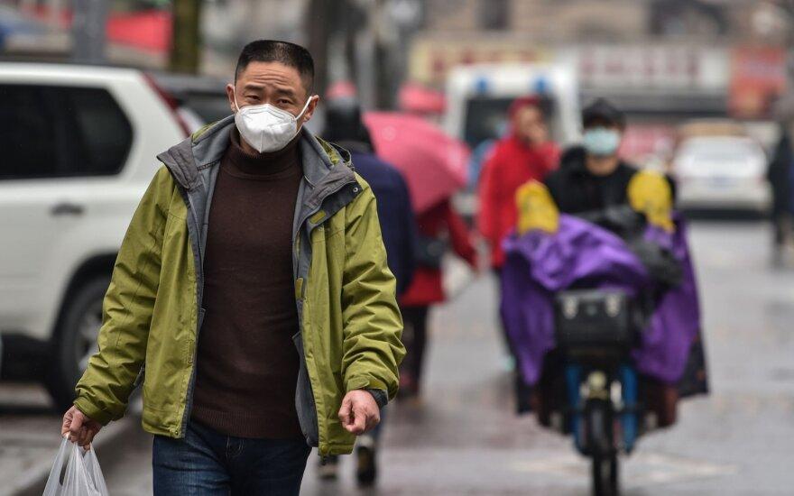Коронавирус нового типа из Китая впервые выявлен в Австралии