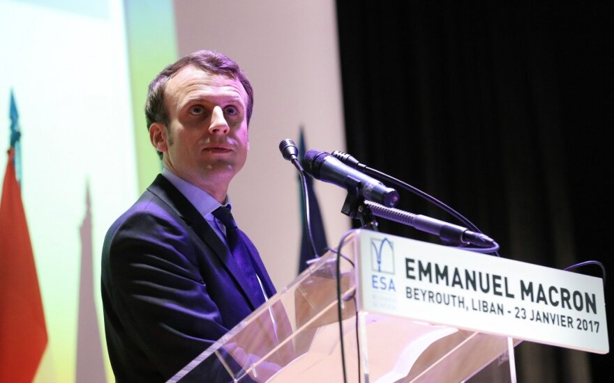 Россию обвинили в попытках повлиять на президентские выборы во Франции
