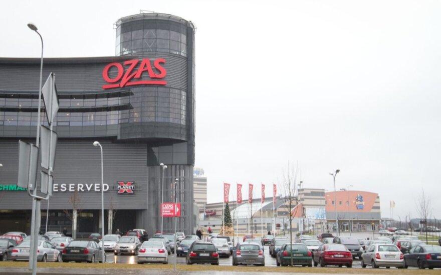 """Prekybos centras """"Ozas"""" ir """"Vichy"""" vandens parkas"""