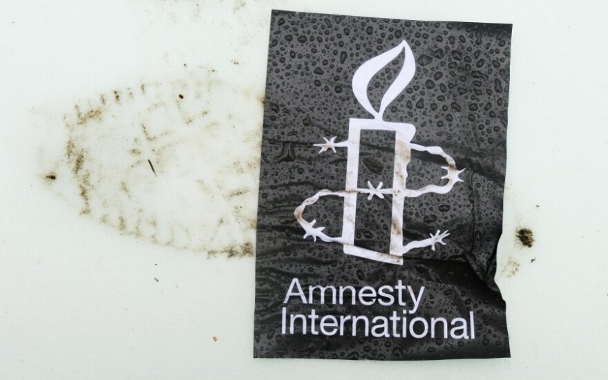 """Amnesty International"""