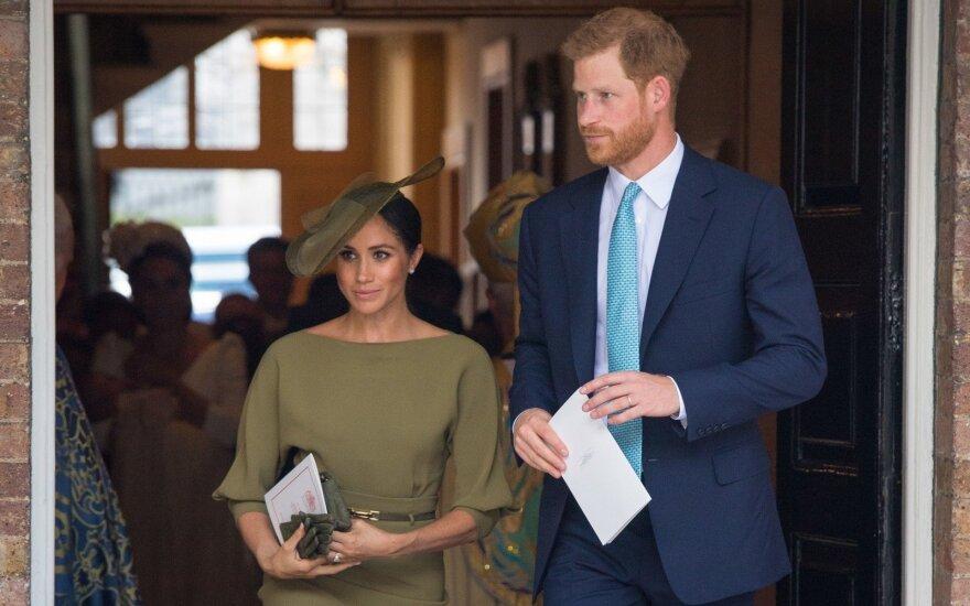 Беременная Меган Маркл довела принца Гарри до нервного заболевания