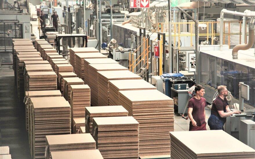 SBA baldų gamykla