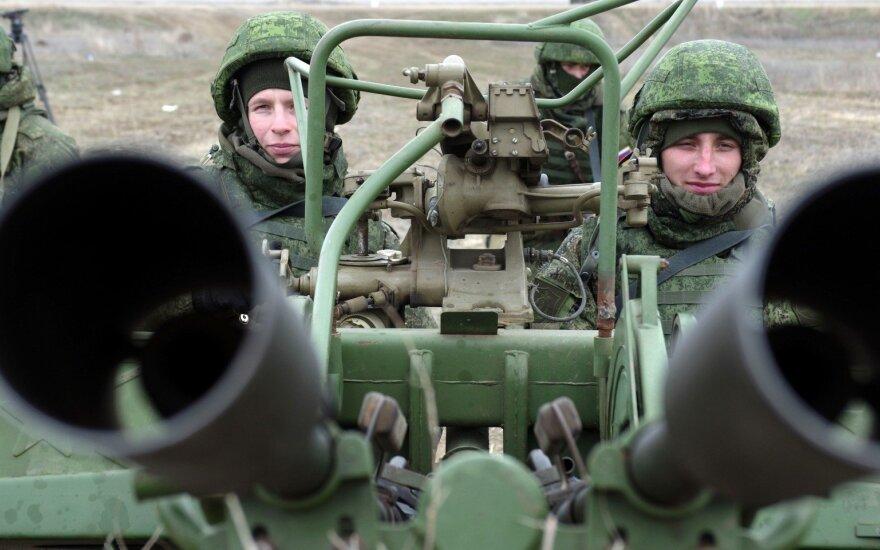 Военные РФ в Абхазии и Южной Осетии присоединились к масштабным учениям