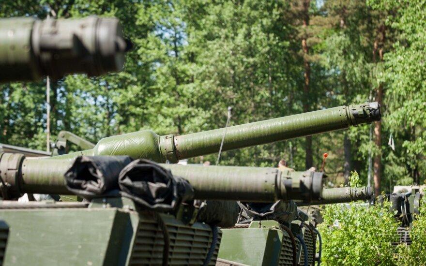 Восточноевропейские страны призывают НАТО укрепить восточный фланг