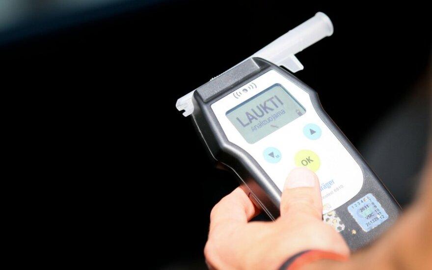 Правительство предлагает использовать систему, которая не даст пьяным завести машину