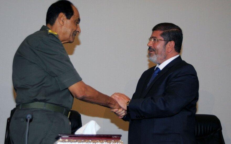 Egipt: Mursi zapowiada wzięcie Synaju pod kontrolę