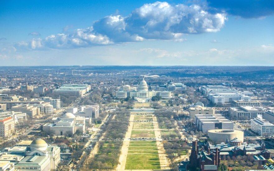 JAV Kapitolijus Vašingtone