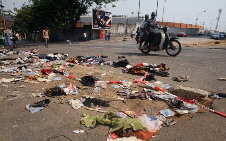 Dramblio Kaulo Krante žuvo 60 žmonių