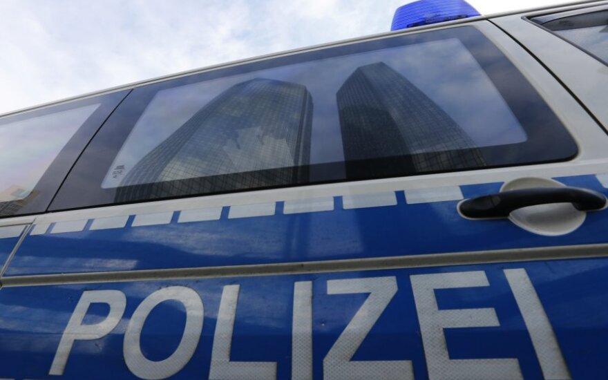 Vokietijos policija, polizei
