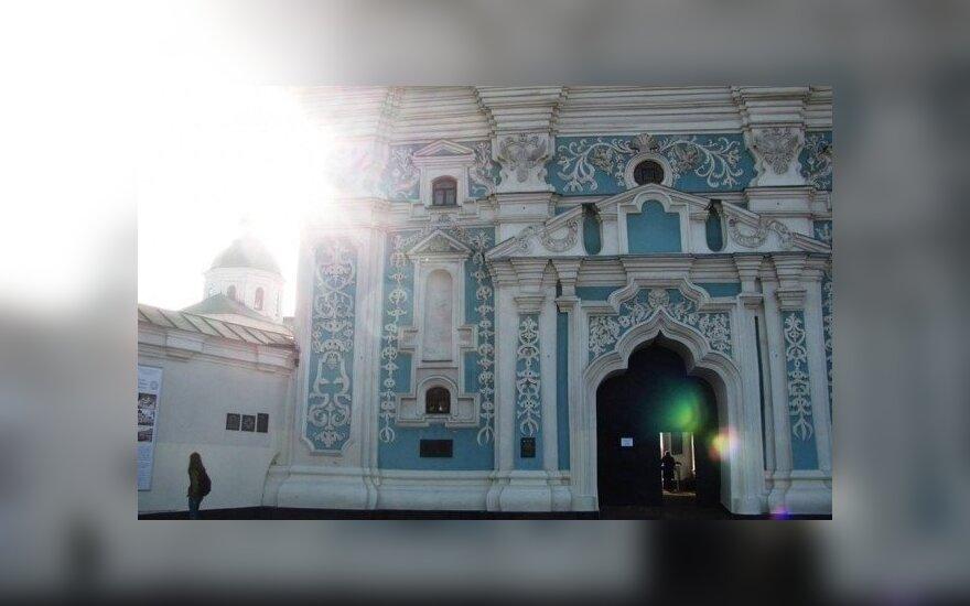 Сквер Литвы в Киеве появится рядом c Софийским собором
