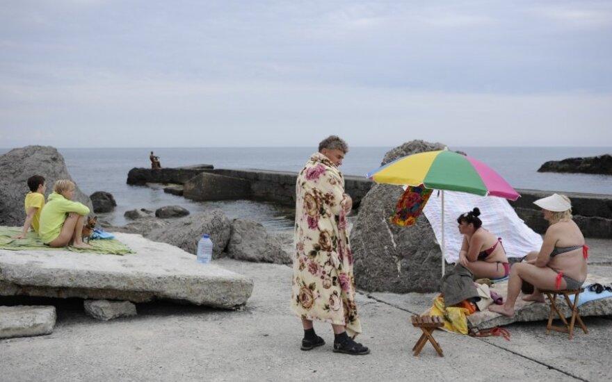 Litwini z Krymu, Ługańska i Doniecka chcą osiedlić się na Litwie