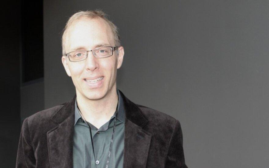 """Litwak z """"Microsoft Research"""": W Wilnie można żyć jakościowo"""