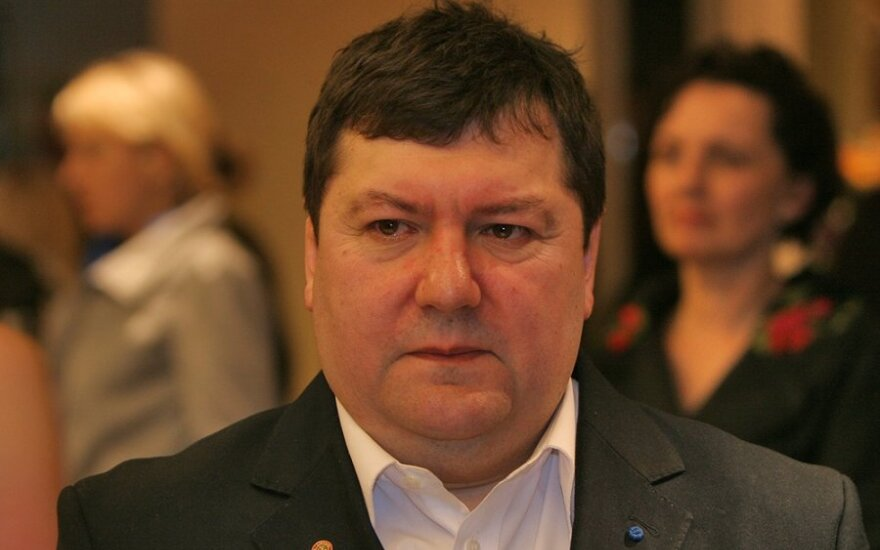 """Зингерису литовско-польские отношения напоминают """"этническую преисподню"""""""