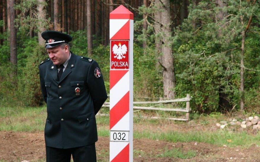 Литва и Польша завершают демаркацию общей границы