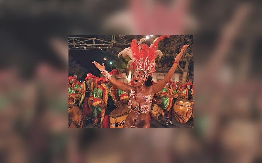 Традиционный Уругвайский фестиваль продлится все выходные