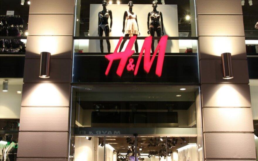H&M wkracza na Litwę