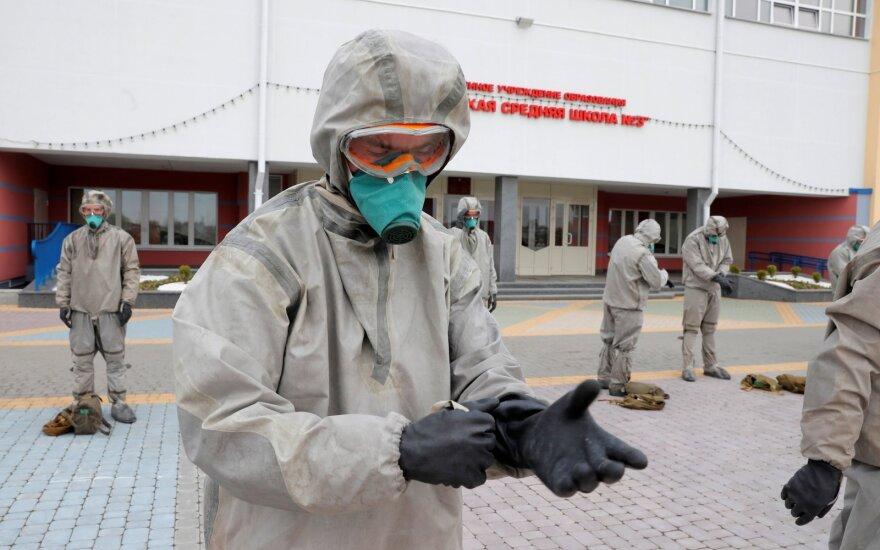 В Беларуси 32426 случаев COVID-19. Уже две недели прирост — более 900 инфицированных в день
