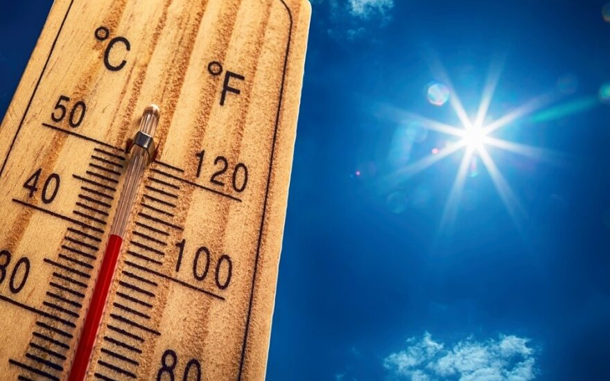 До +48: Как Европа переживает экстремально жаркое лето