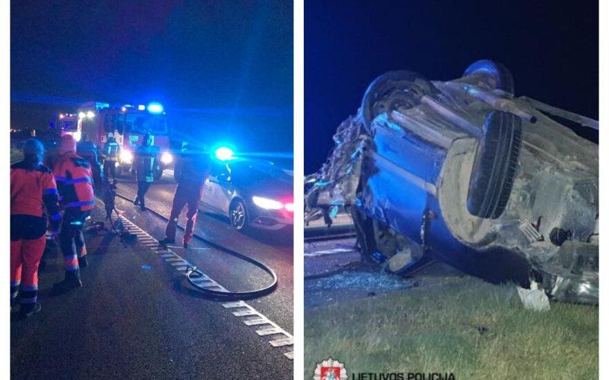 Трагическое ДТП: бежавший с места ДТП водитель не был арестован, поскольку сдался полиции