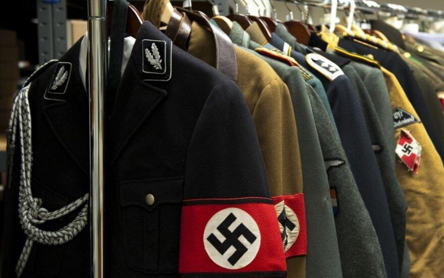 800 litów za noszenie nazistowskiego munduru