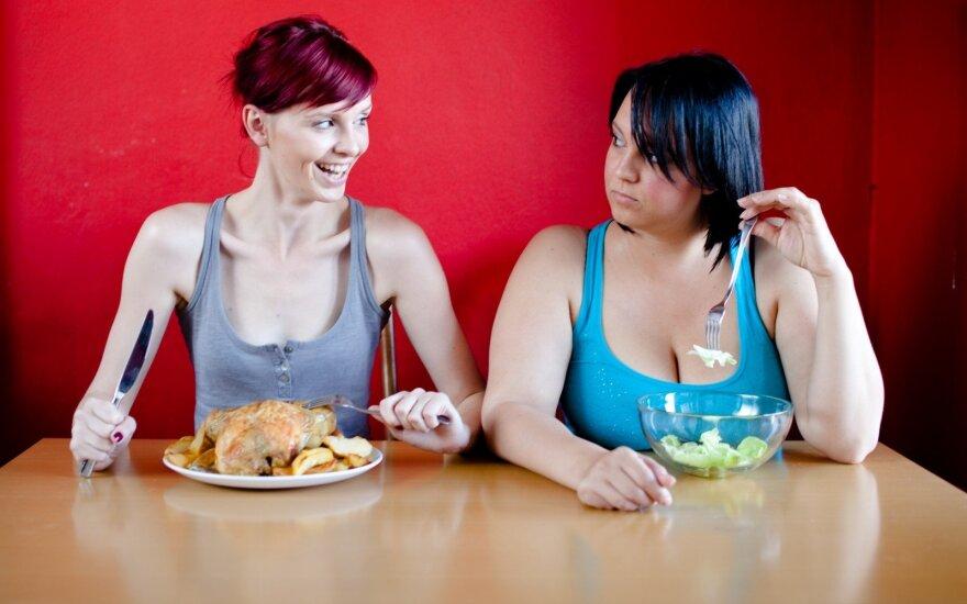 Moterys valgo