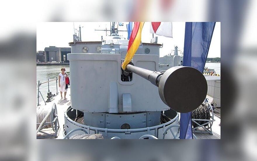 Bez modernizacji polska Marynarka Wojenna upadnie