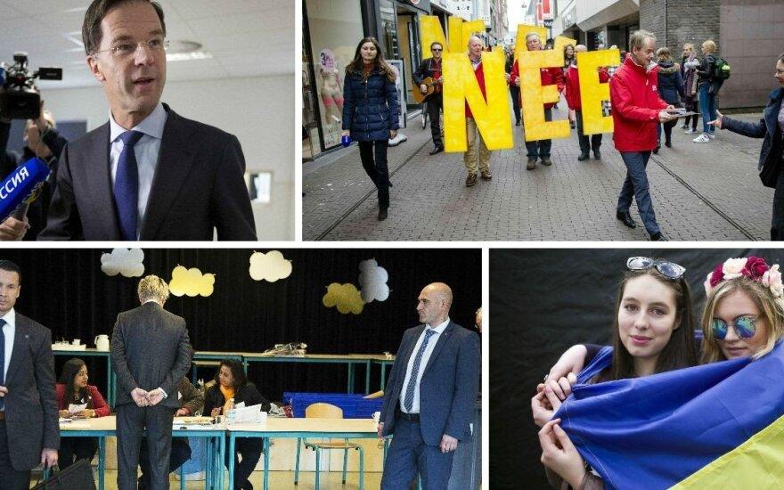 Жители Нидерландов не поддержали ассоциацию Украины с Евросоюзом