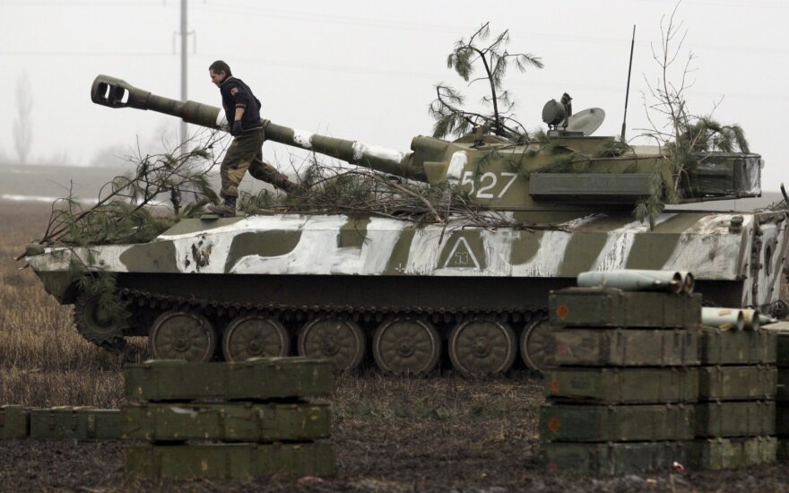 ОБСЕ заявила о резкой эскалации конфликта в Донецкой области