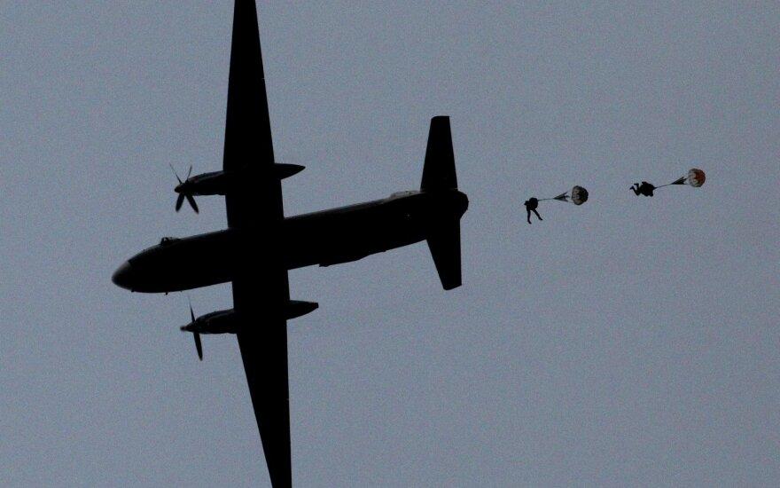 В Сирии разбился российский транспортный самолет, погибли 32 человека