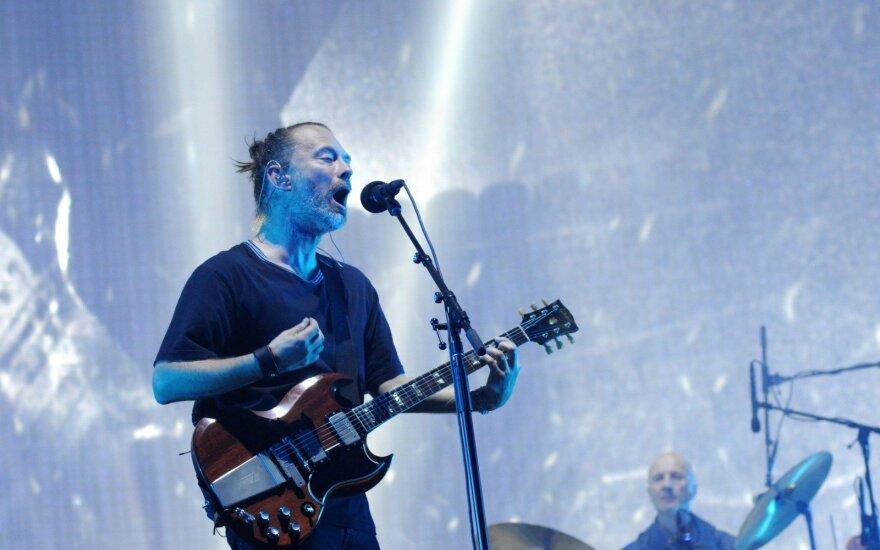 В Зал славы рок-н-ролла включили The Cure и Radiohead