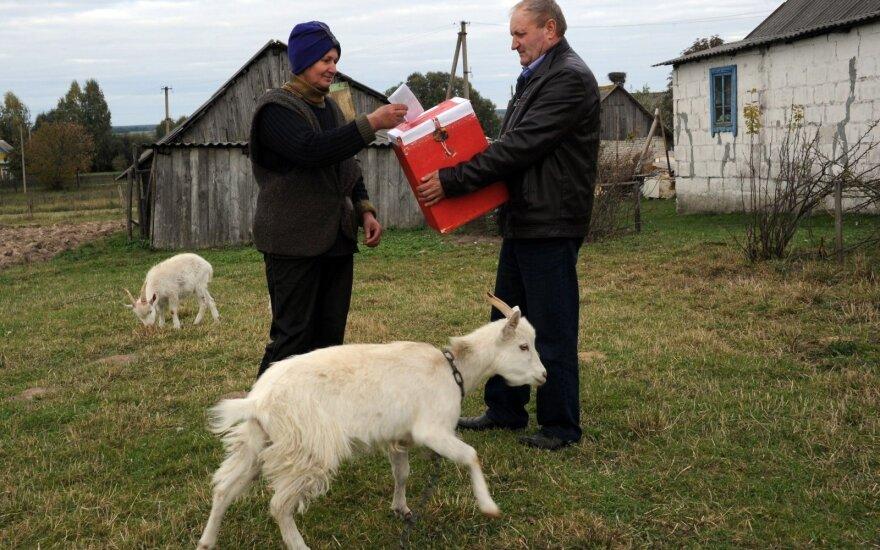 Президентские выборы, Беларусь