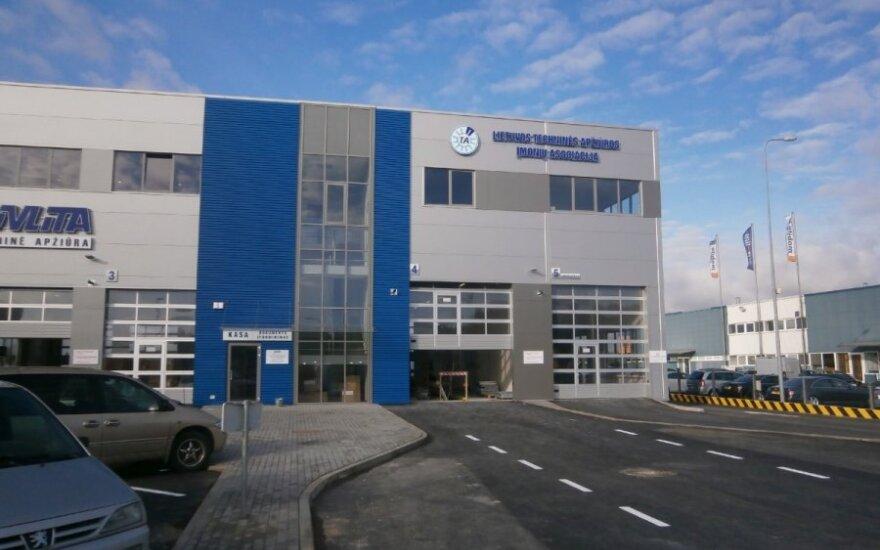 Automobilių techninių apžiūrų centras