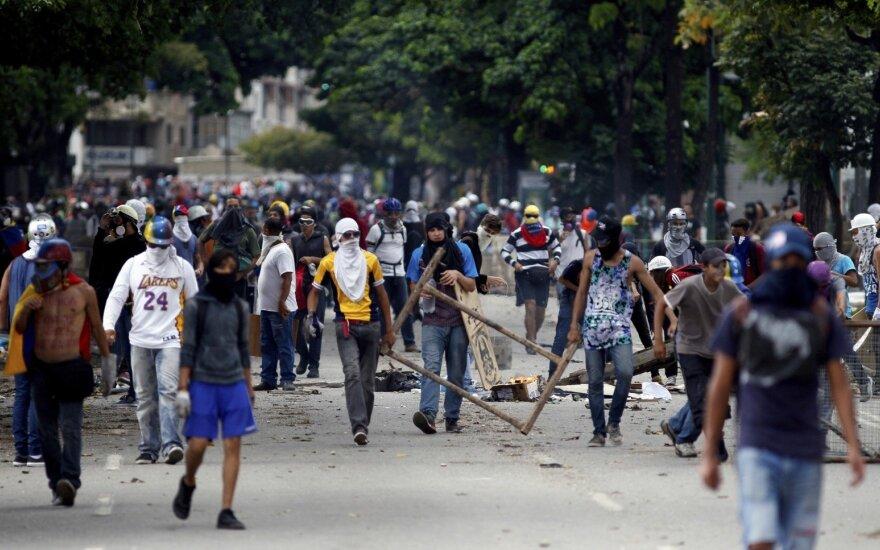 В Венесуэле начнется суд над обвиняемыми в измене оппозиционерами
