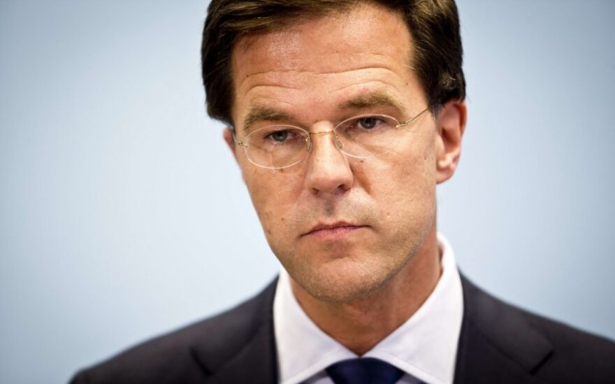 Премьер Нидерландов ответил на резкие обвинения Эрдогана