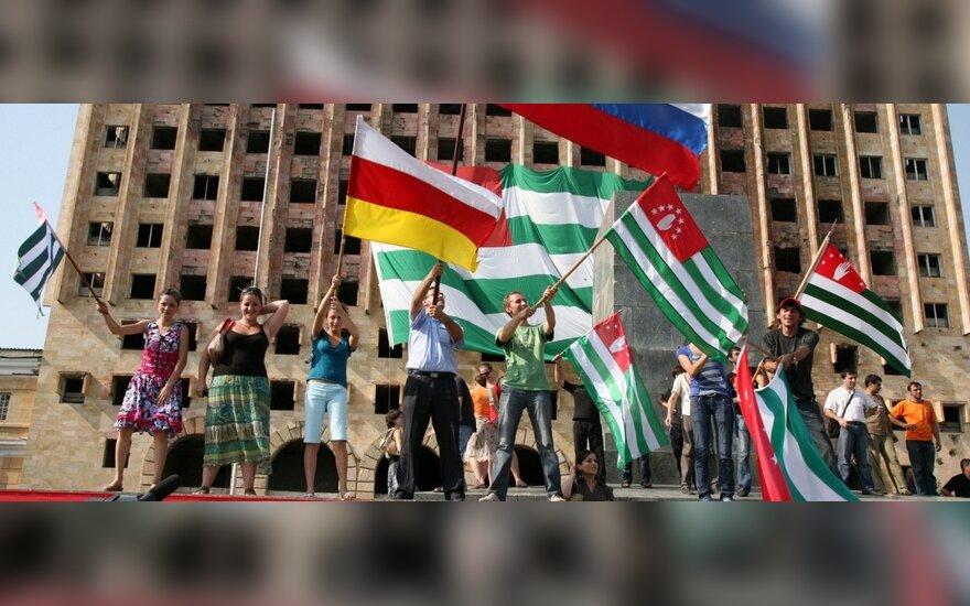 Вице-премьер Грузии: план России в Абхазии схож с крымским сценарием