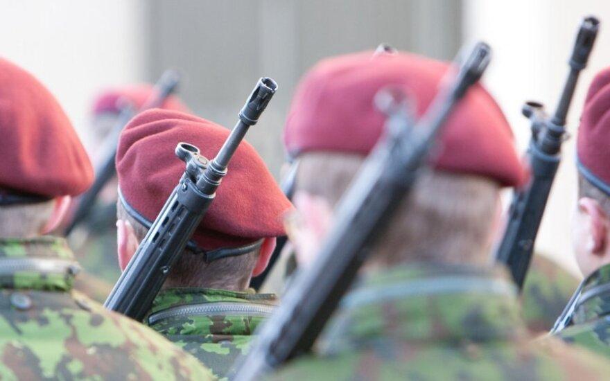 Создают литовско-польско-украинскую военную бригаду