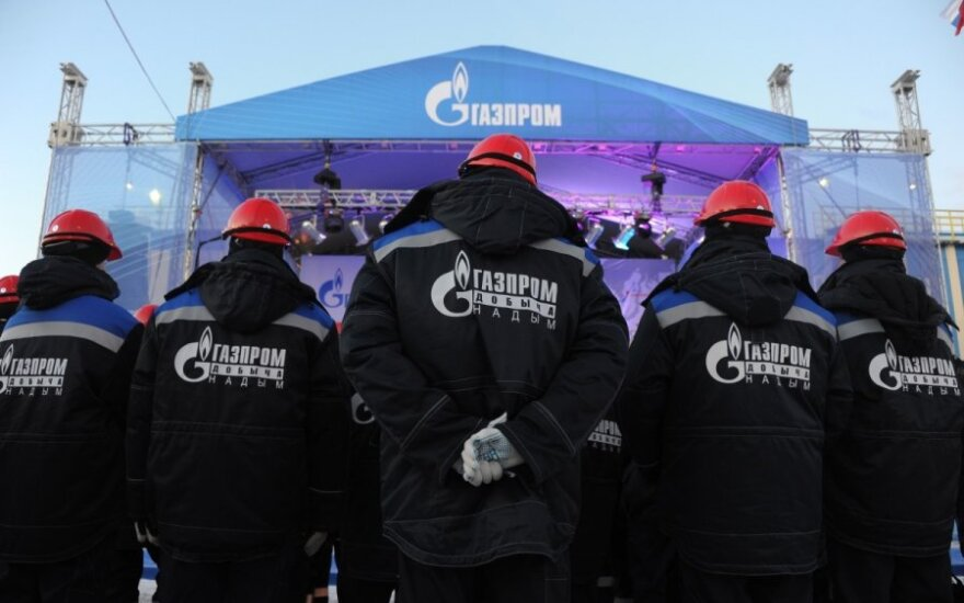 """СМИ: переговоры с """"Газпромом"""" застопорились"""