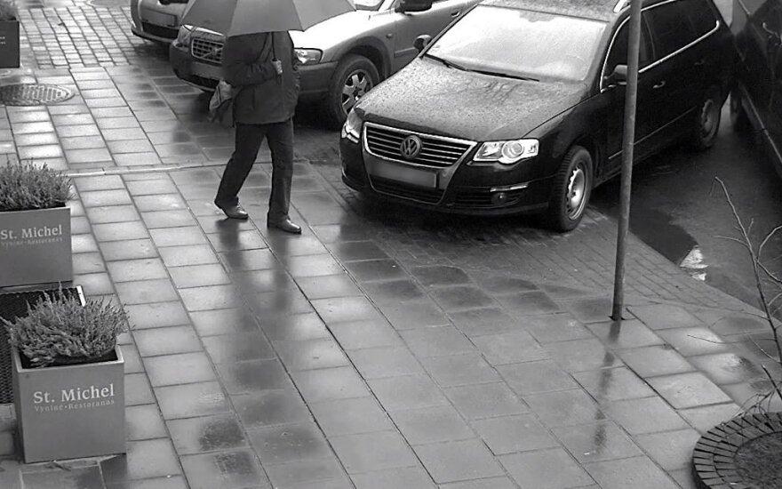 Вильнюсская полиция разыскивает очевидцев ДТП