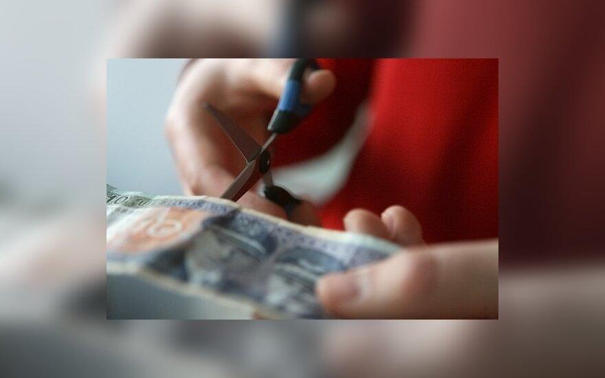 Быть ли в Литве прогрессивным налогам?