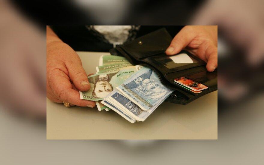 В банках – рекордные вклады