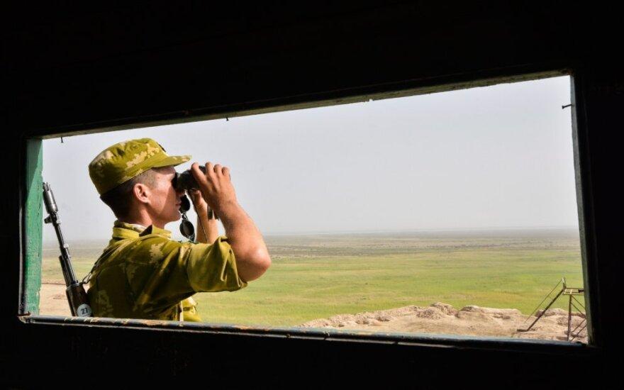 Tadžikistanas: Kirgizijos pasienyje kilus smurto proveržiui žuvo vienas žmogus