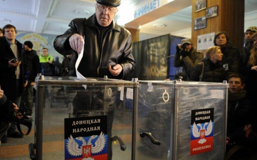 Украина: людей на выборах в ДНР и ЛНР заманивают дешевыми овощами