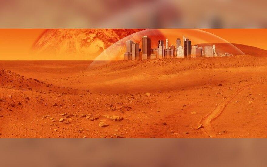 Człowiek poleci na Marsa za 20-25 lat