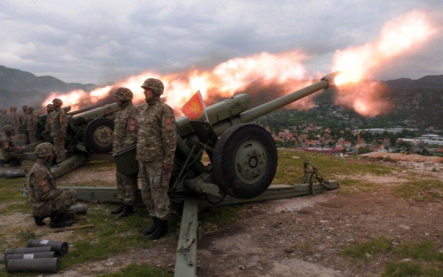 Juodkalnijos kariai