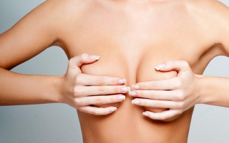 Проснувшись утром, китаянка не смогла найти свою грудь