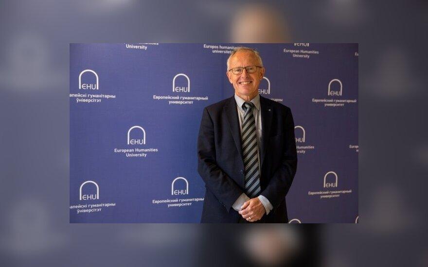 Исполняющим обязанности ректора ЕГУ назначен датчанин