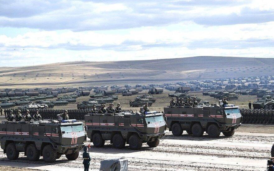 Шведские эксперты заподозрили Россию в подготовке к масштабной войне