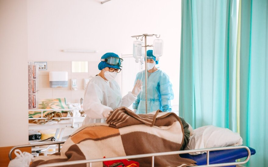За последние сутки в Литве установлено 8 новых случаев коронавируса
