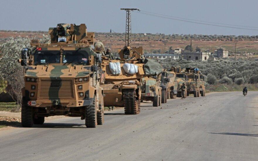 Turkijos pajėgų ir Sirijos sukilėlių operacija Idlibe